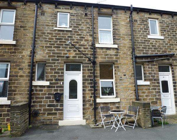 2 Bedrooms Terraced House for sale in Olney Street, Slaithwaite, Huddersfield
