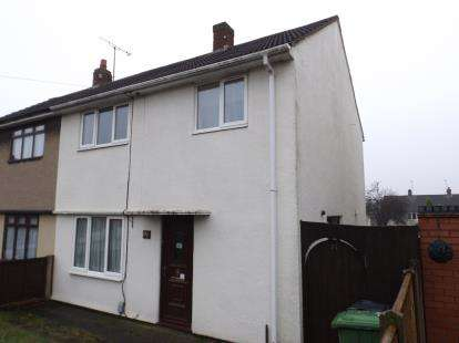 3 Bedrooms Semi Detached House for sale in Attlee Road, Walsall, West Midlands