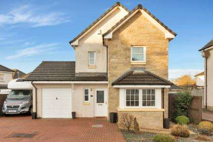 3 Bedrooms Detached House for sale in Whiteyetts Crescent, Sauchie
