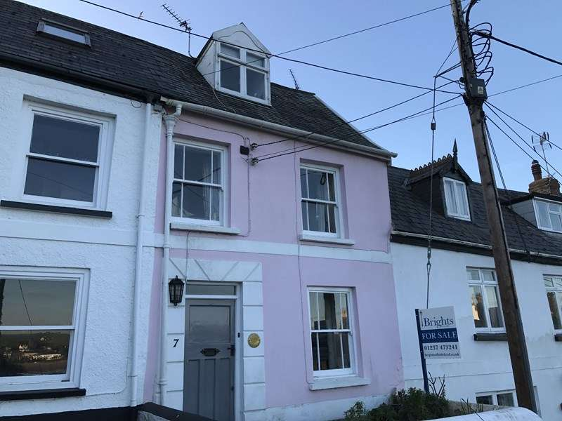 3 Bedrooms Cottage House for sale in Pitt Hill, Appledore, BIDEFORD