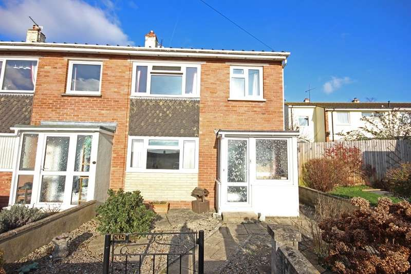 3 Bedrooms End Of Terrace House for sale in Roseland Square, Kingsteignton, Newton Abbot