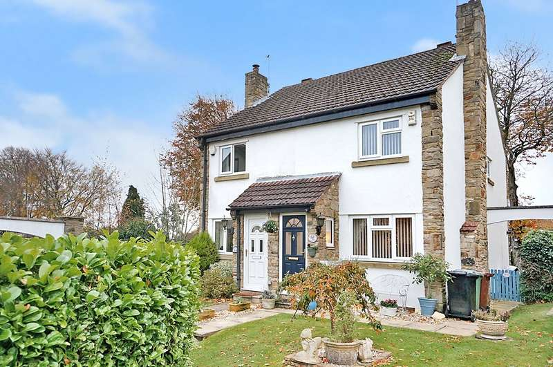 2 Bedrooms Semi Detached House for sale in Grasmere Drive, Wetherby