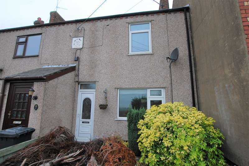 2 Bedrooms Terraced House for sale in Summerhill, Wrexham