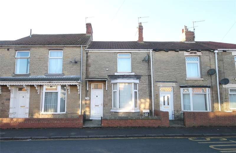 2 Bedrooms Terraced House for sale in Auckland Terrace, Shildon, County Durham, DL4