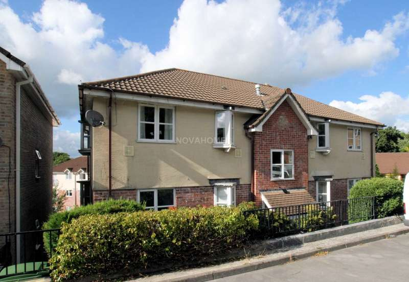 2 Bedrooms Flat for sale in Prestonbury Close, Widewell, PL6 7UD