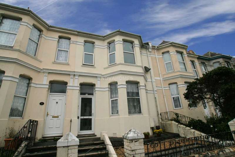 2 Bedrooms Flat for sale in Neath Road, St Judes, PL4 8TG