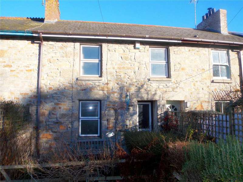 2 Bedrooms Terraced House for sale in Tremeadow Terrace,, Hayle,, Cornwall.