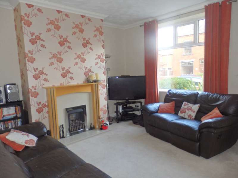 2 Bedrooms Terraced House for sale in Melrose Avenue, Heaton