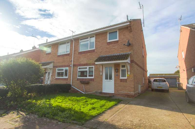 3 Bedrooms Semi Detached House for sale in Chippers Road, Worthing