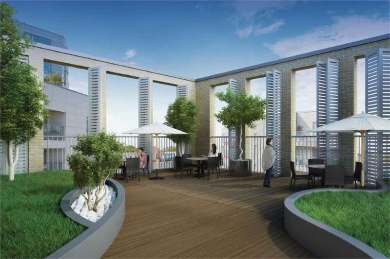 2 Bedrooms Apartment Flat for sale in Cygnet Street, London