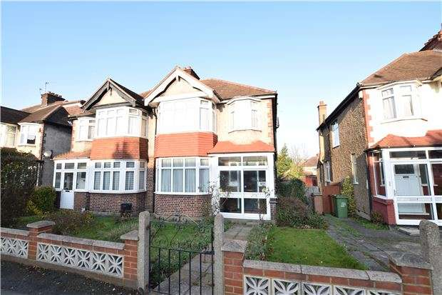 3 Bedrooms Semi Detached House for sale in Acre Lane, CARSHALTON, Surrey, SM5 3AA