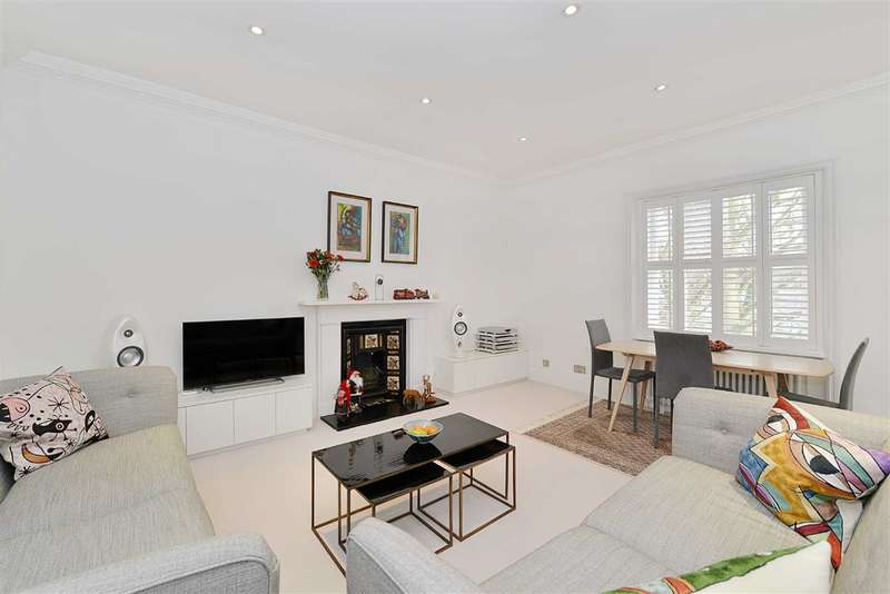 3 Bedrooms Flat for sale in Marlborough Hill, London, NW8