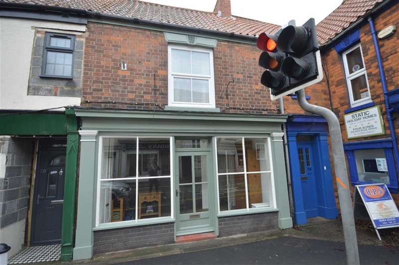 2 Bedrooms Cottage House for sale in Southgate, Hornsea, East Yorkshire