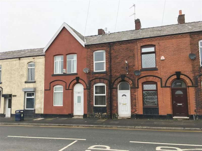2 Bedrooms Property for sale in Kings Road, Ashton-under-lyne, Lancashire, OL6