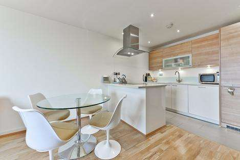 2 Bedrooms Flat for sale in High Street, London E15