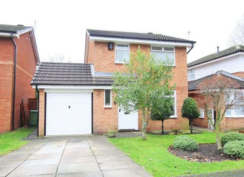 3 Bedrooms Detached House for sale in Cottonwood, Otterspool, Liverpool, L17