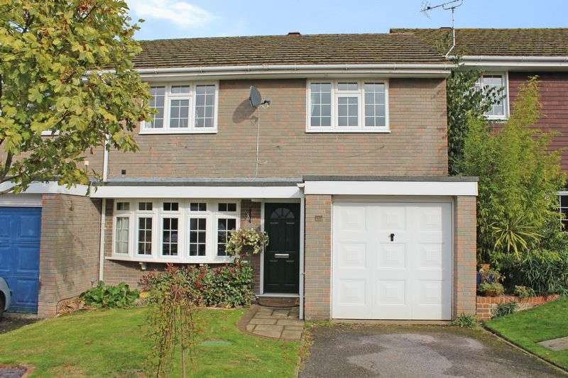 4 Bedrooms Terraced House for sale in Romsey