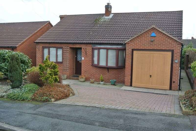 3 Bedrooms Detached Bungalow for sale in Derwent Avenue, Mansfield