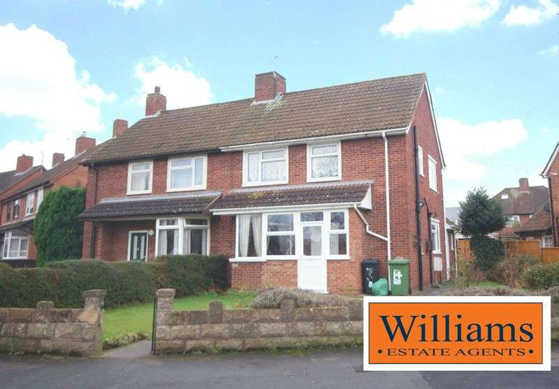 3 Bedrooms Semi Detached House for sale in Blackmarston Road, Hereford