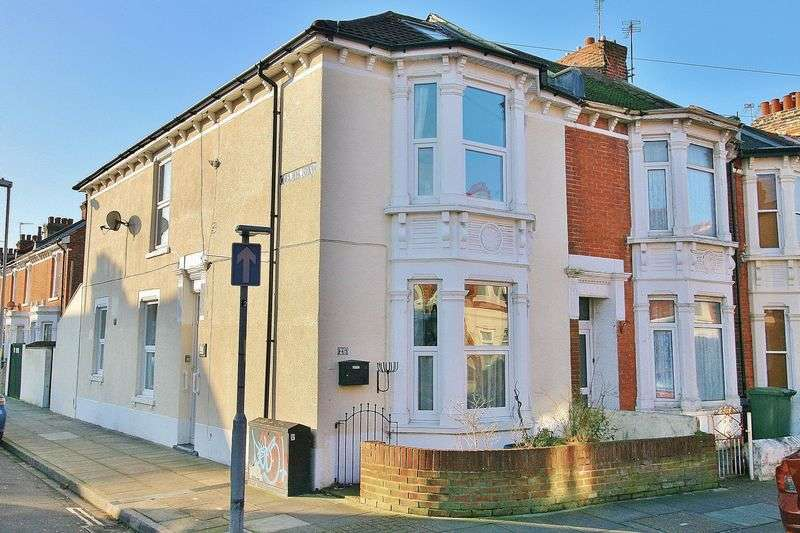 4 Bedrooms Terraced House for sale in Oliver Road, Southsea