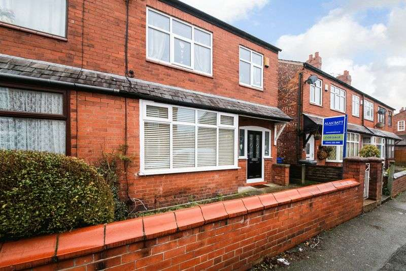 3 Bedrooms Semi Detached House for sale in Argyll Street, Wigan