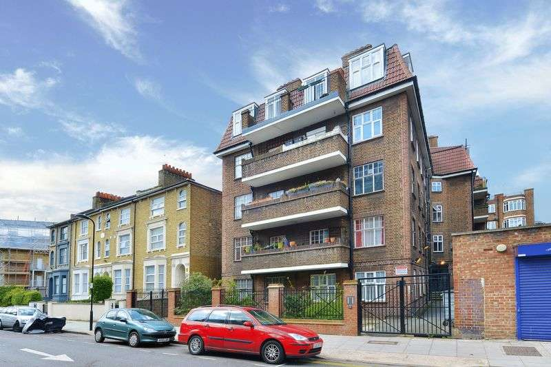 3 Bedrooms Flat for sale in Shore Road, London