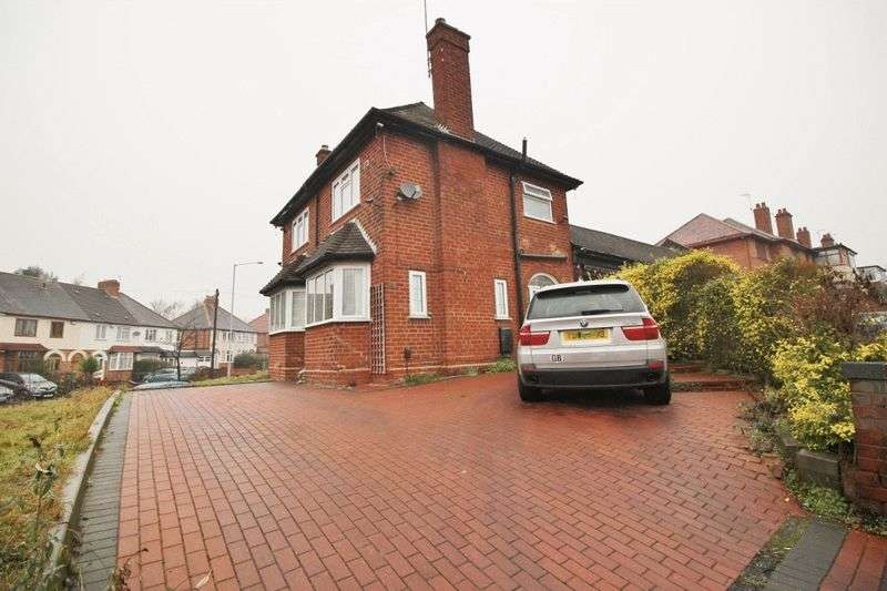 3 Bedrooms House for sale in Victoria Road, Fallings Park, Wolverhampton