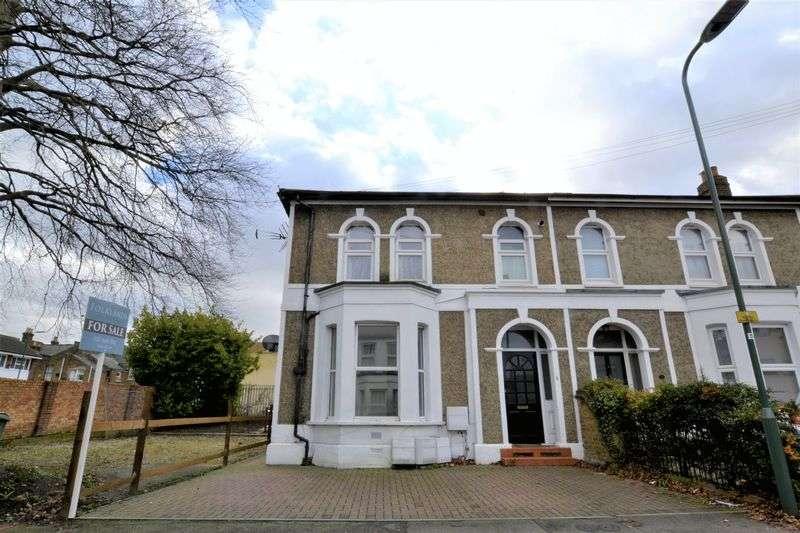 1 Bedroom Flat for sale in Elgin Road, Wallington