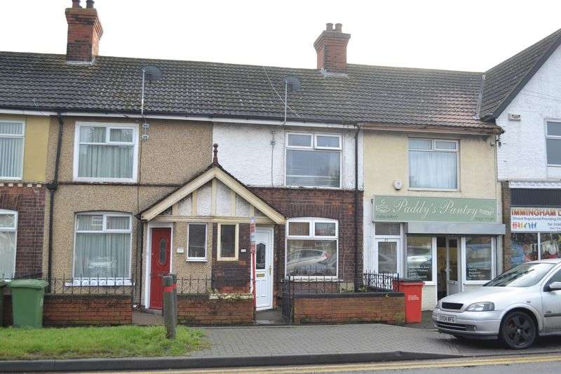 3 Bedrooms Terraced House for sale in Pelham Road, Immingham