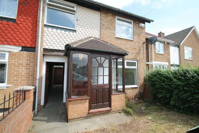 3 Bedrooms Terraced House for sale in Broadwell Road, Middlesbrough