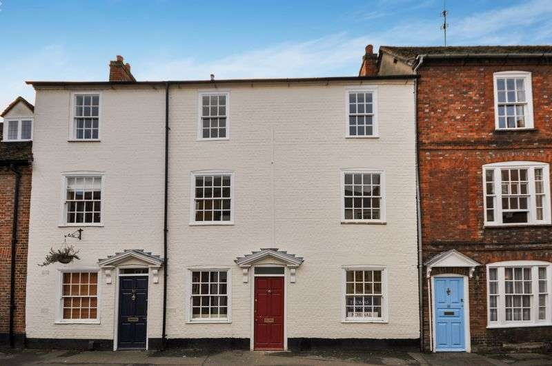 4 Bedrooms House for sale in Lombard Street, Abingdon