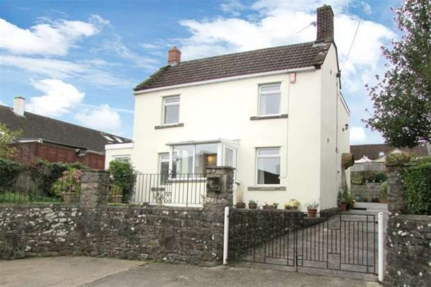 4 Bedrooms Detached House for sale in Longleat Lane, Holcombe, Radstock