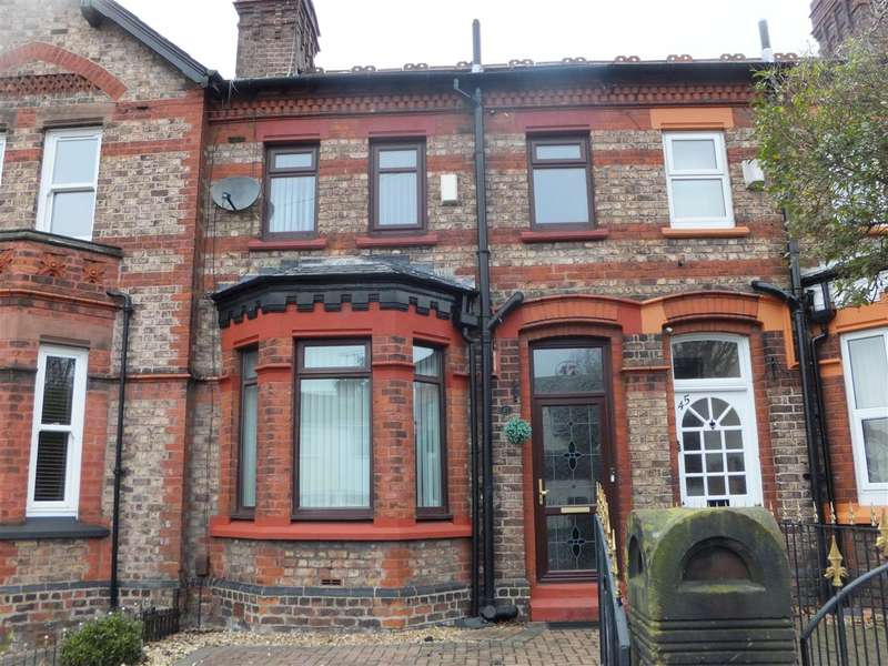 3 Bedrooms Terraced House for sale in Stanley Road, Huyton, Liverpool