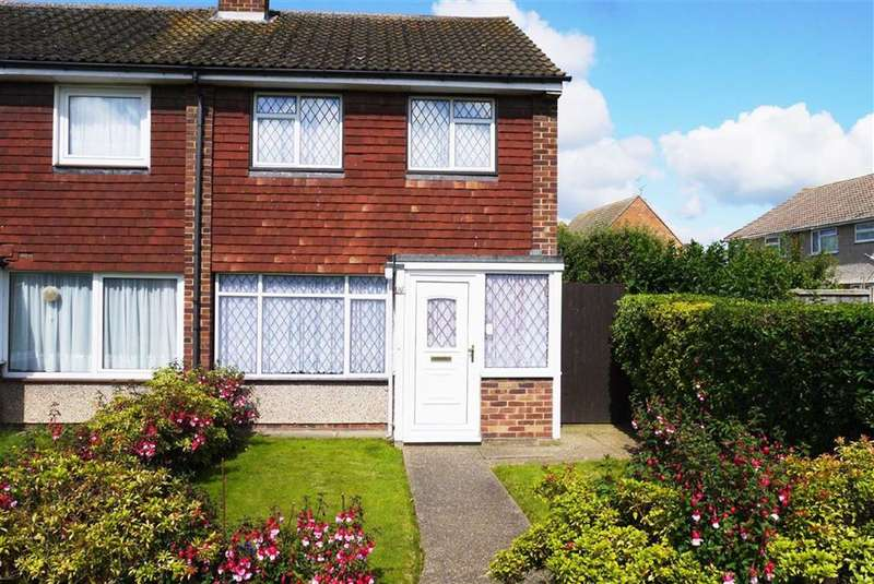2 Bedrooms End Of Terrace House for sale in Windrush Avenue, Langley, Berkshire
