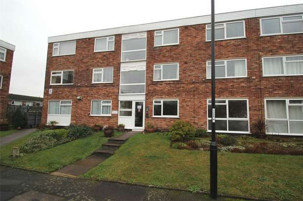 2 Bedrooms Flat for sale in Henley Court, Gresley Road, Coventry