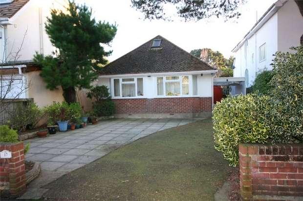 3 Bedrooms Detached House for sale in Grasmere Road, Sandbanks, Poole, Dorset