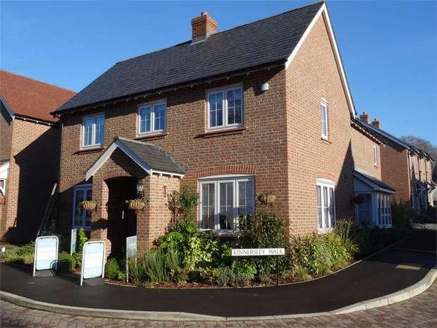 4 Bedrooms Detached House for sale in Buchanan Way, Foxley Lane, Binfield, Berkshire