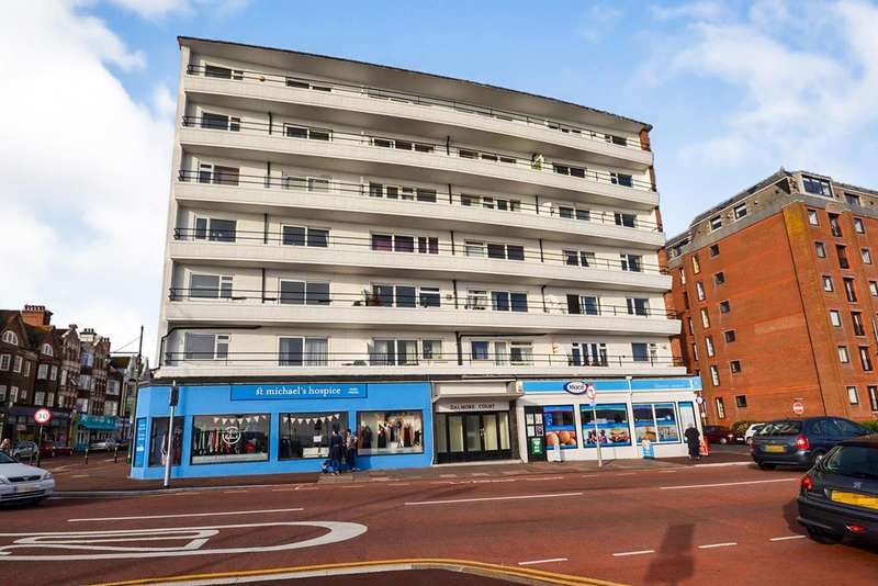 2 Bedrooms Flat for sale in Dalmore Court, Marina, Bexhill On Sea, TN40