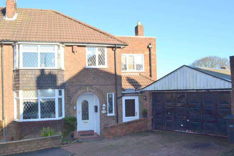 4 Bedrooms Semi Detached House for sale in The Paddock, Upper Gornal, DY3