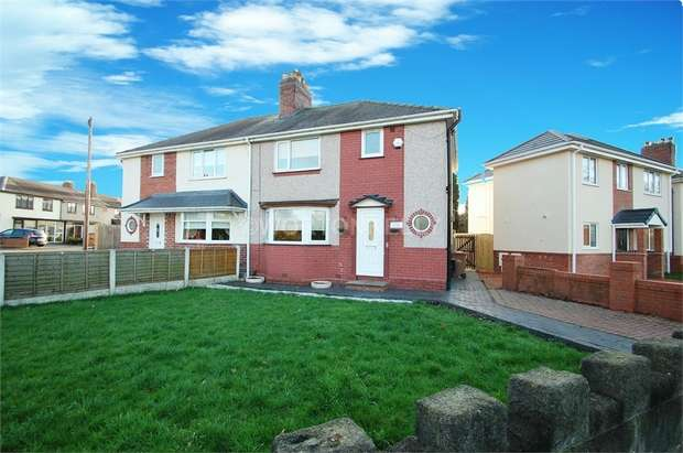 3 Bedrooms Semi Detached House for sale in Herberts Park Road, WEDNESBURY, West Midlands