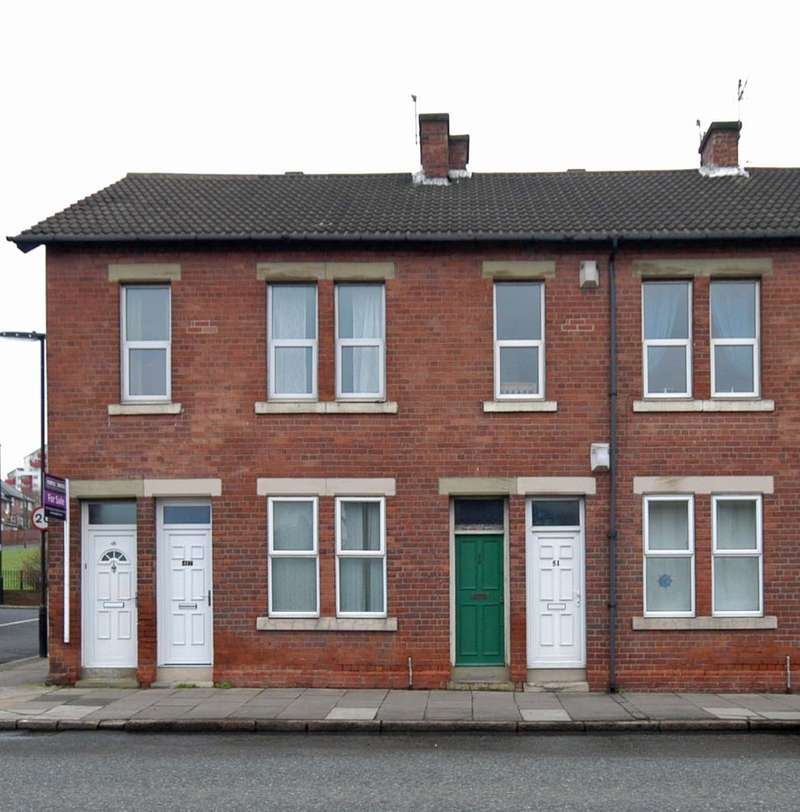 2 Bedrooms Apartment Flat for sale in Walker Road, Newcastle Upon Tyne