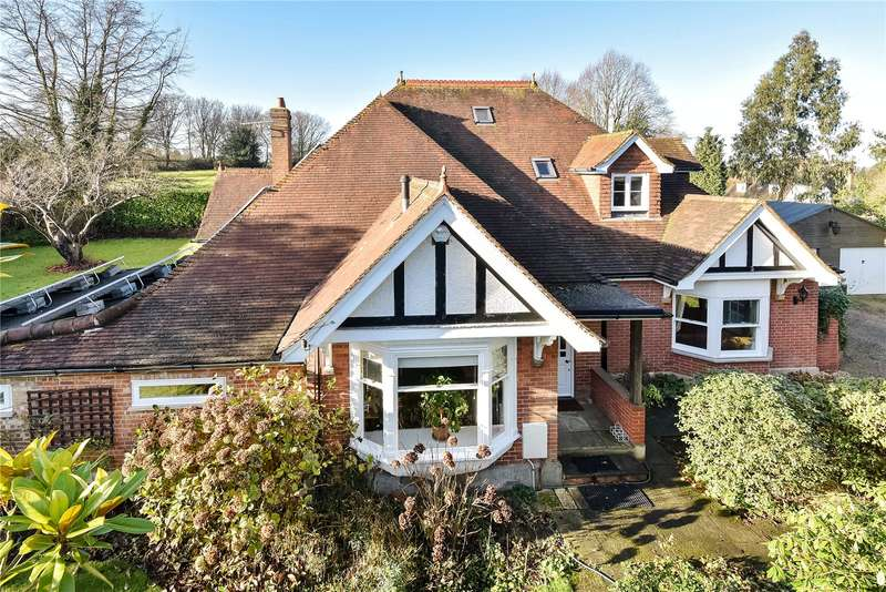 5 Bedrooms Detached House for sale in Ticehurst, Wadhurst