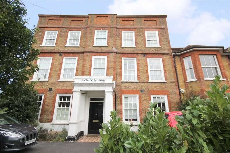 2 Bedrooms Apartment Flat for sale in Belsize Grange, 77 Bridge Road, Chertsey, Surrey, KT16