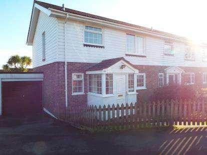 3 Bedrooms Semi Detached House for sale in Lanreath, Looe, Cornwall