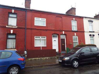 2 Bedrooms Terraced House for sale in Shaftesbury Terrace, Old Swan, Liverpool, Merseyside, L13