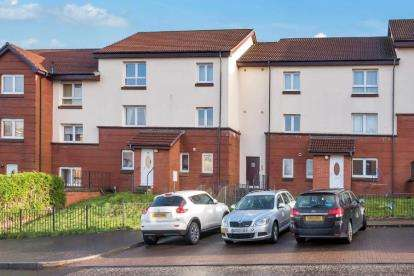 2 Bedrooms Flat for sale in Birgidale Road, Glasgow