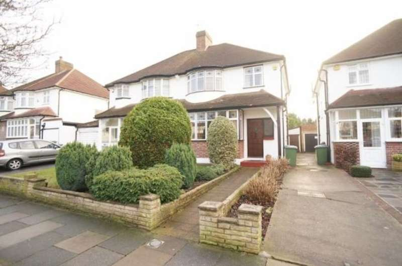 3 Bedrooms Semi Detached House for sale in Overmead, Sidcup, Kent, DA15 8DS