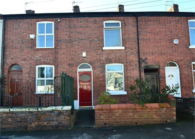 2 Bedrooms Terraced House for sale in Marsland Street, Hazel Grove, Stockport SK7 4ER