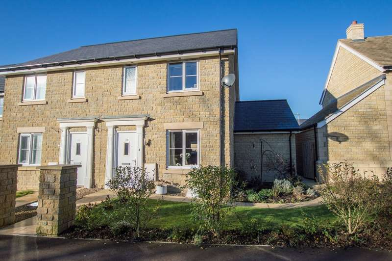 3 Bedrooms Semi Detached House for sale in Gotherington Lane, Bishops Cleeve, Cheltenham, GL52 8EN