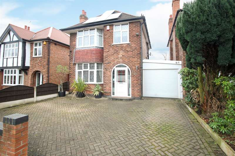 3 Bedrooms House for sale in Ewe Lamb Lane, Bramcote